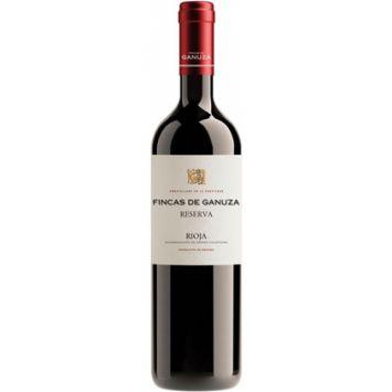fincas de ganuza reserva vino tinto rioja