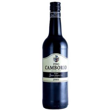 Fino Camborio vino generoso de juan piñero de jerez