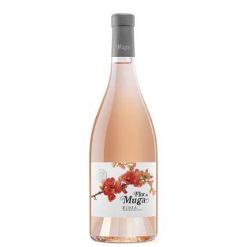 Flor de Muga Rosé vino rosado de rioja bodegas muga