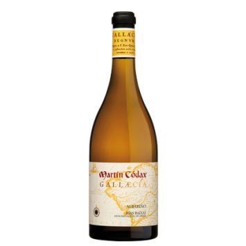 Martín Códax Gallaecia Vino Blanco Rías Baixas