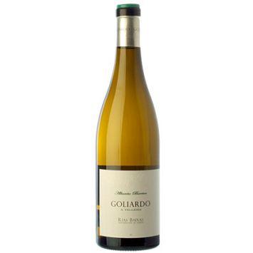 Goliardo A Telleira vino Blanco Albariño Rías Baixas