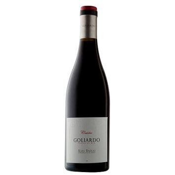 Goliardo Caiño vino tinto DO Rías Baixas de Bodegas Forjas del Salnés