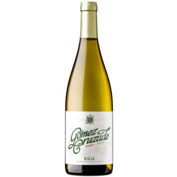 gomez cruzado vino blanco 2 año rioja