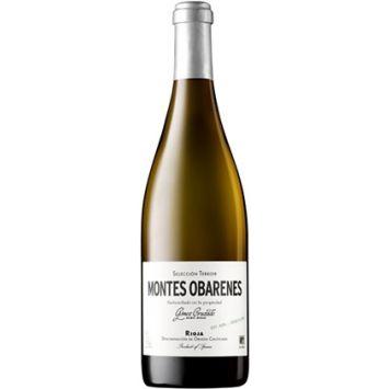 Gómez Cruzado Montes Obarenes vino blanco de Rioja