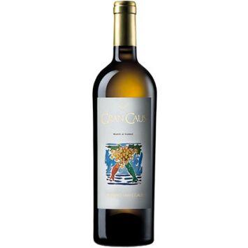 Gran Caus Blanco vino blanco DO Penedés Bodegas Can Ràfols dels Caus