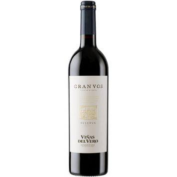 Viñas del Vero Gran Vos Reserva vino tinto Somontano Viñas del Vero