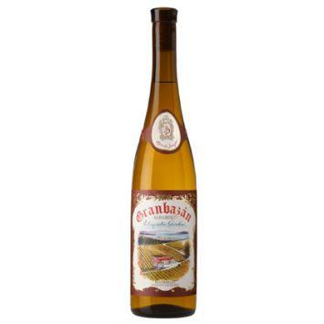 Granbazán Etiqueta Ámbar Vino Blanco Bodegas Agro de Bazán
