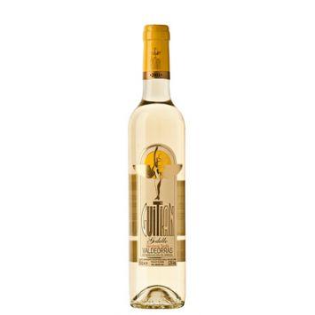 Guitian Godello Vendimia Tardía 2011 vino blanco dulce de valdeorras