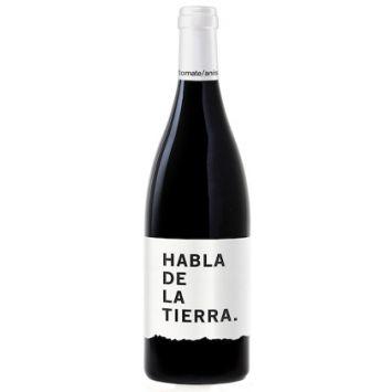 Habla de la Tierra vino tinto de la Tierra de Extremadura Bodegas Habla