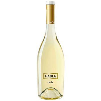 Habla de ti vino blanco Extremadura Bodegas Habla