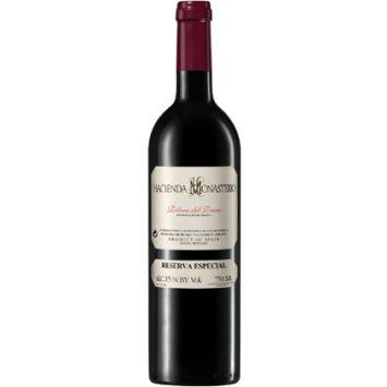vino tinto hacienda monasterio reserva especial ribera de duero