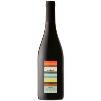 Herrigoia maceración carbónica vino tinto rioja