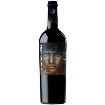Honoro Vera Rioja vino tinto bodegas rosario vera juan gil