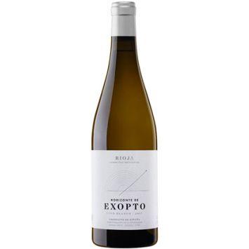 Horizonte de Exopto Blanco vino blanco rioja