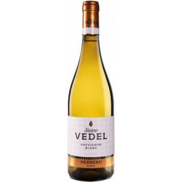 Janine Vedel Sauvignon Blanc 2017 vino blanco bodegas herrero rueda