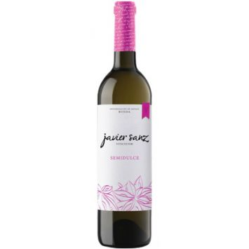 javier sanz semidulce vino blanco verdejo rueda