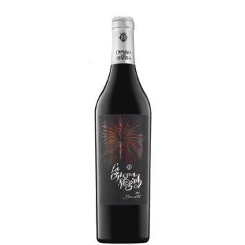 la chisma negra dominio del bendito tinta de toro vino dulce