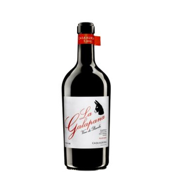 la galapana vino de parcela casa aurora german r blanco bierzo alto