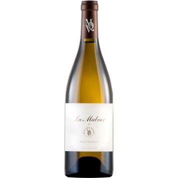 La Malvar de Más Que Vinos vino blanco con barrica de castilla