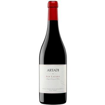 vino tinto la morera de san lazaro bodegas artadi la rioja alavesa