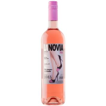 La Novia Ideal vino rosado DO Valencia Bruno Murciano