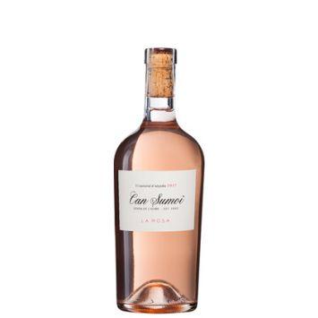 La Rosa 2017 can sumoi vino