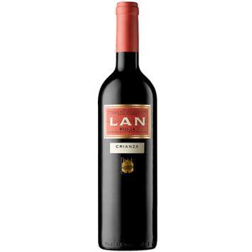 Lan Crianza vino tinto rioja