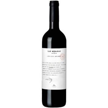 Las Moradas de San Martín Libro Ocho Las Luces vinos de madrid