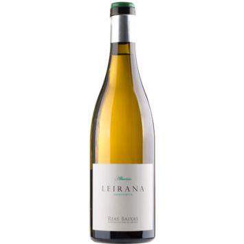 leirana finca genoveva vino blanco barrica rias baixas albariño