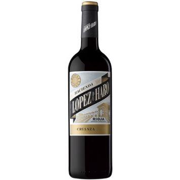 Hacienda López de Haro Crianza vino tinto Bodega Clássica