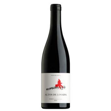Altos de Losada vino tinto DO Bierzo Bodegas Losada Vinos de Finca