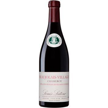 Louis Latour Beaujolais Villages Chameroy vino tinto borgoña beaujolais francia