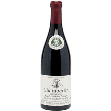 Louis Latour Chambertin Grand Cru Cuvée Héritiers Latour 2016