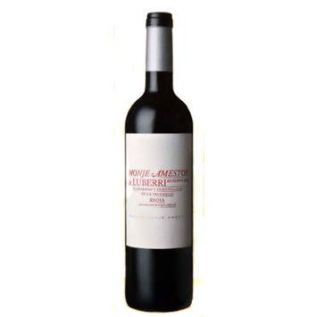 luberri monje amestoy vino tinto rioja