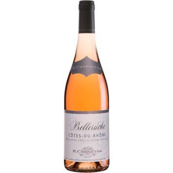 M. Chapoutier Côtes du Rhône Belleruche Rosé
