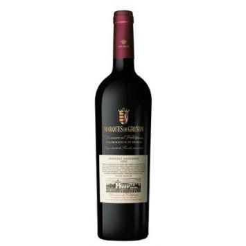 Marqués de Griñón Cabernet Sauvignon 2014  vino tinto de Dominio Valdepusa