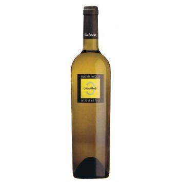 Maior de Mendoza Albariño Tres Crianzas vino blanco Rías Baixas de Bodegas Maior de Mendoza