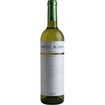 Mantel Blanco Verdejo vino blanco Rueda Bodegas Álvarez y Díez