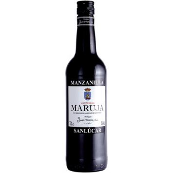 Manzanilla Maruja sanlucar juan piñero