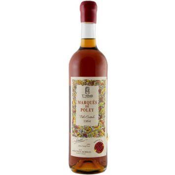 marques de poley palo cortado 1964 vino generoso