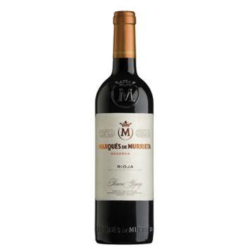 Marqués de Murrieta Reserva vino tinto de Rioja Marqués de Murrieta