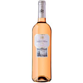 marques de riscal rosado vino rioja