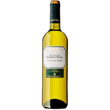 Marqués de Riscal Sauvignon Blanc Vino blanco DO Rueda Bodegas Herederos del Marqués de Riscal