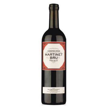 vino tinto martinet bru bodegas mas martinet priorat