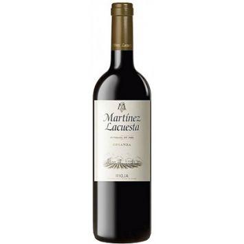 martinez lacuesta crianza vino tinto rioja