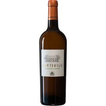 Martivillí Verdejo Fermentado en Barrica vino blanco de Rueda