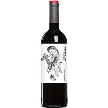Matanegra Perillán Bodegas Pagos de Matanegra Vino Tinto