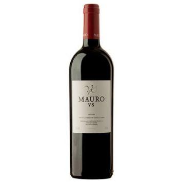 mauro vs vendimia seleccionada vino tinto de la tierra de castilla y leon bodegas mauro