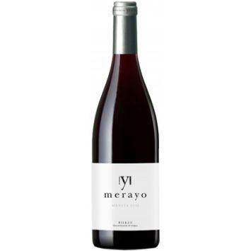 Merayo Mencía vino tinto DO Bierzo Merayo Bodegas y Viñedos