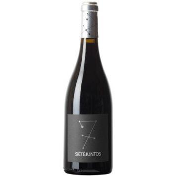 Microbio Sietejuntos Merlot vino tinto
